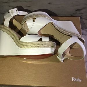 Christian Louboutin Shoes - ❌SOLD❌Christian Louboutin Wedges